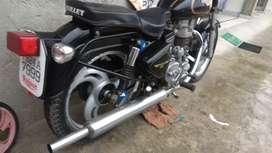 New tyres,New battery, Original Rim  Raddo de ,No colour faint,Army