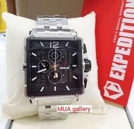 EXPEDITION 6618 Jam tangan pria original