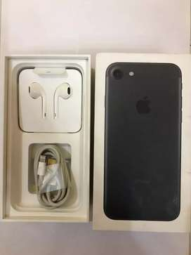 Iphone 7 ( Mat Black)