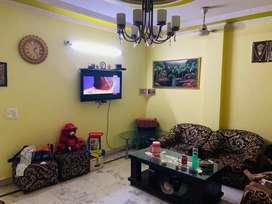 3bhk indepedent flat fully furnished  in dwarka morh
