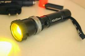Senter Police Rechargeable