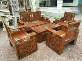 Jual furniture jati jepara