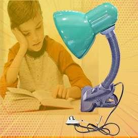 Lampu Belajar Kaki Sistem Jepit