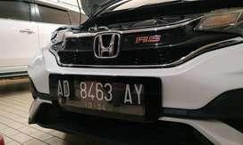 Lengkap 1Set Dpn Blkg Lampu- Box Plat Akrilik Honda Jazz, All New