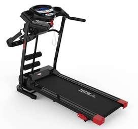Treadmill Elektrik 1.5 HP TL-629 I Alat Fitnes Termurah dan Bergaransi