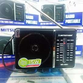 Radio Jadul FM AM Baru Gress Radio Tempoe Doeloe
