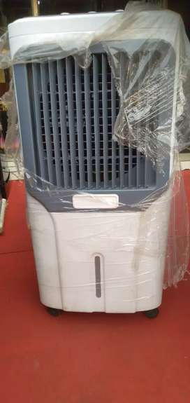 Fiber cooler