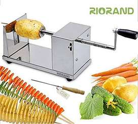 Spiral Potato Slicer There are a few ways of removing moles with a pot