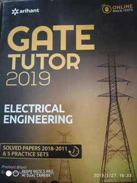 GATE Tutor 2019 (Electrical Engineering)