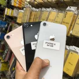 Iphone 8 64Gb semua kartu bisa sam