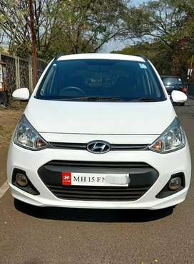 Hyundai Grand i10 1.2 CRDi Sportz Option, 2016, Petrol