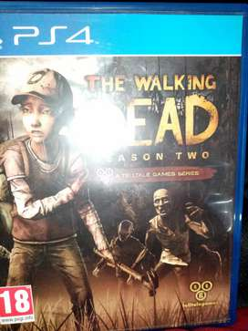Ps4.The walking dead season 2