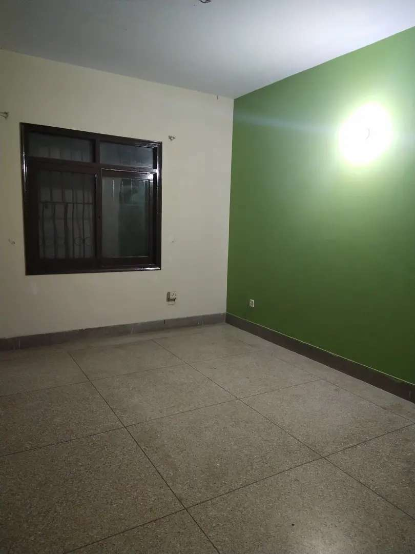 Portion For Rent First Floor with Roof 0