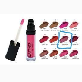 Martinez matte fix lip cream 07 daisy plum / matte lip cream