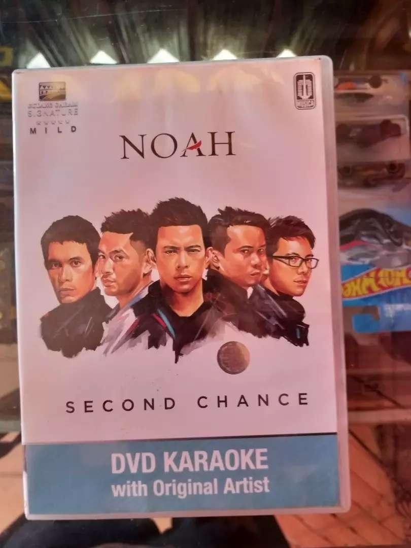 dvd karoke noah album second chance original 0