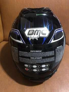Helm Full Face BMC Jazz Size L