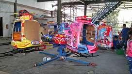 komedi putar helikopter odong 2 usaha pasar malam DO