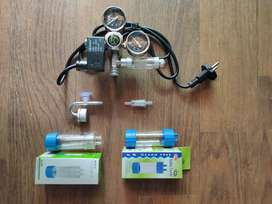 Co2 Kit with Cylinder for Aquascaping / Aquarium