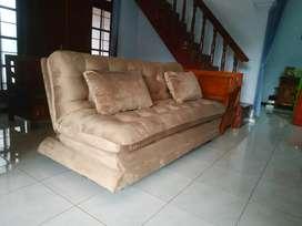 Sofa bed gembul,warna custom