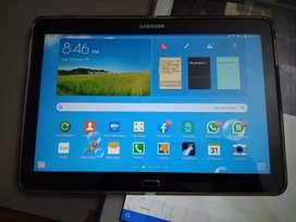 Samsung tab note 10.1 sm-p605 4G lte + spen bawaan