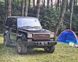 Daihatsu Taft GT  F73 4x4 Independent