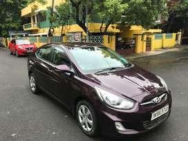 Hyundai Fluidic Verna, 2012, Diesel