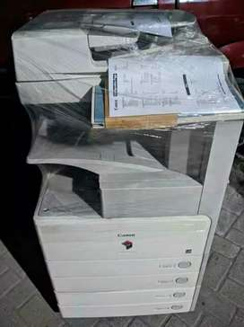 Mesin fotocopy + Ready siap kirim + paket usaha