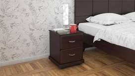 Side table on frent