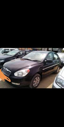 Hyundai verna 2010 model 3lakh 20 thousand