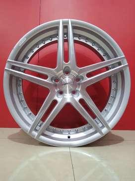 Bisa cicilan/TT Velg hsr LEPAK Ring22x9 bisa buat Xtrail Lexuz CRV hrv