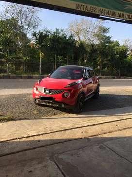 Nissan Juke Red Edition 1.5 2013