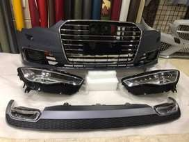 Audi A6 2011 Conversion 2016 Kit