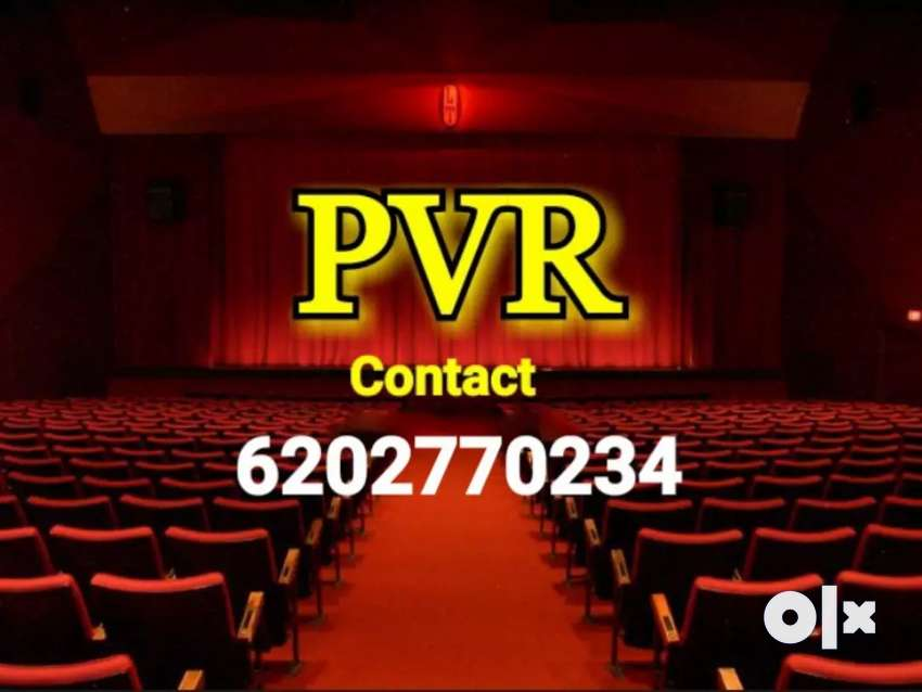 Requirement for PVR Cinema in Ranchi 0