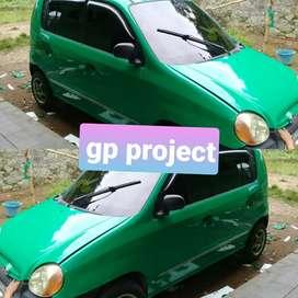 GUDANGPOLET Sticker wrapping stiker mobil dan motor