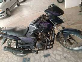 Excellent 125 CC self start bike in very reasonable price