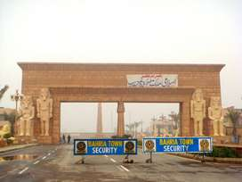 Golden Opportunity 10 Marla Plot For Sale In Talha Block Bahria Town