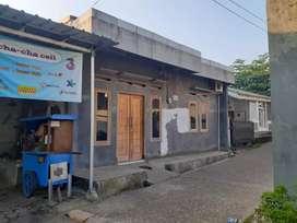 Rumah kampung harga 300 jutaan akses mobil cash keras
