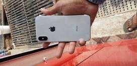 I PHONE X ( FOR HAPPY SALE REFURBISHED )