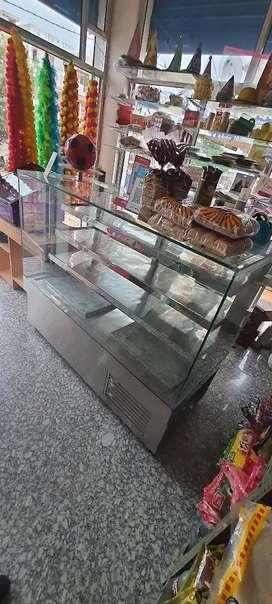 Cake Display counter fridge