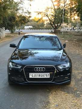 Audi A4 2014-2016 2.0 TDI 177 Bhp Technology Edition, 2014, Diesel
