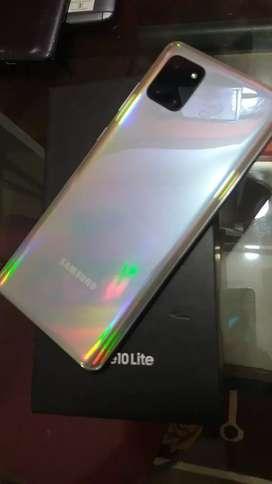 Samsung note 10 lite under warranty available