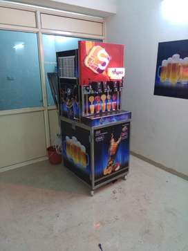 Soda machine manufacturer