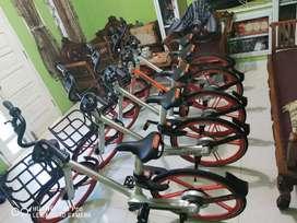Sepeda mobike cakram