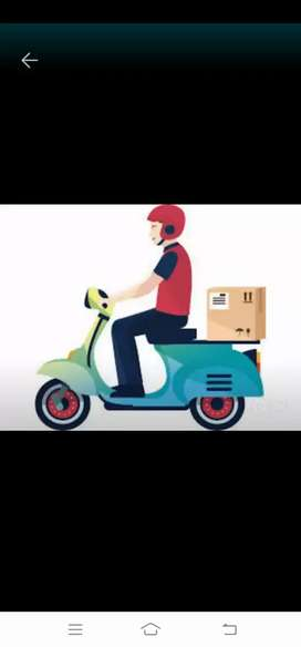 delivery nd collection job