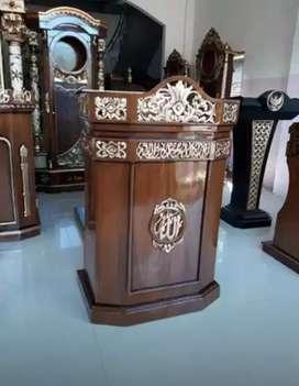 mimbar masjid dan musola terlaris