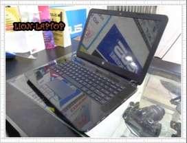 Ambar Laptop HP 14 AMD