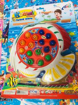 Mainan ikanpancingan baru