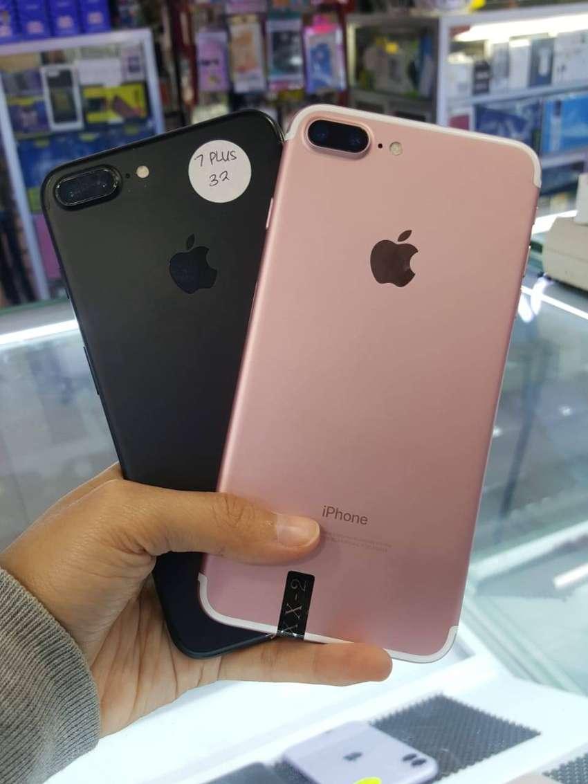 Iphone 7 Plus 32GB ORI inter Mulus Fullset Normal 0