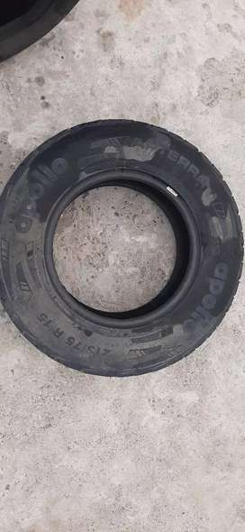 Tubeless tyres bolero, scorpio or jeep ..
