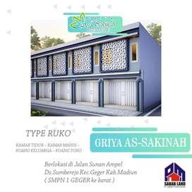 Ruko Griya As-Sakinah